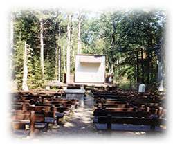 Old Northern Sky Theater Stage