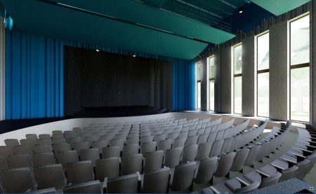 Take A Virtual Tour of Our New Theater